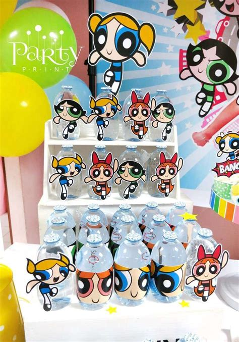 powerpuff girls birthday party my pinterest inspired 78 im 225 genes sobre chicas superpoderosas en pinterest