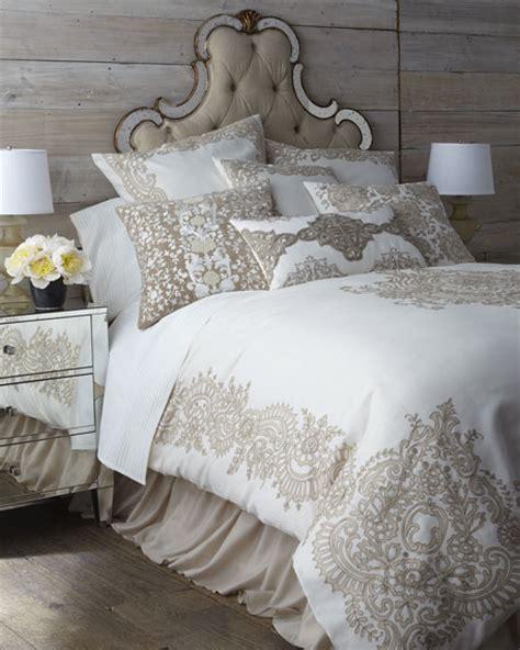 coverlet or duvet callisto home avalon bedding