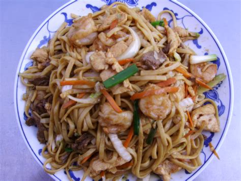 House Special Lo Mein Reunion Chinese Restaurant
