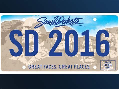 South Dakota Vanity Plates look at new south dakota license plates