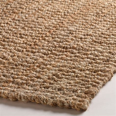 basket weave jute rug jute room and living rooms