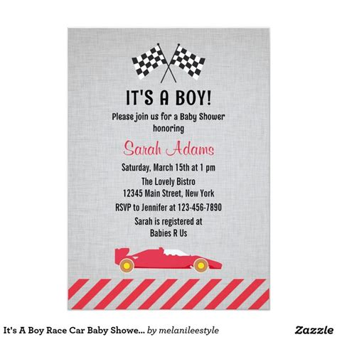 Race Car Baby Shower by 1000 Ideas About Car Baby Showers On Race Car