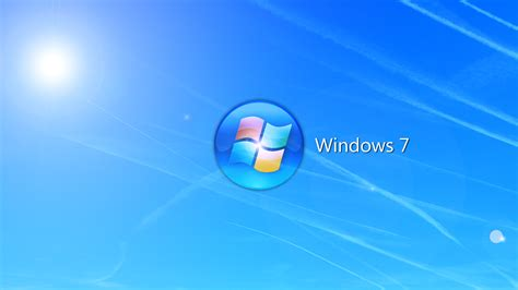 themes for windows 7 blue windows 7 blue sky bliss theme by 4dfuturist on deviantart
