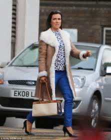 Black Work Shoes Comfortable Susanna Reid Takes Style Inspiration From Del Boy Daily