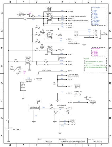 rb25 wiring diagram wiring diagram manual