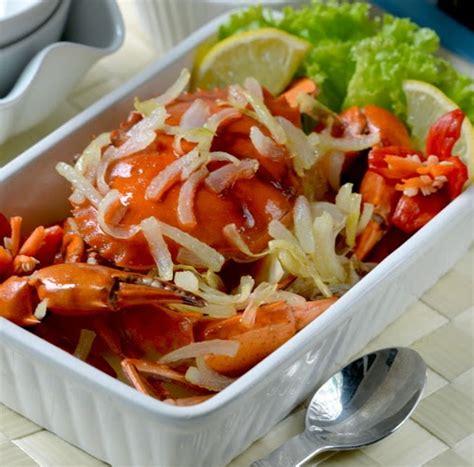 Minyak Goreng Frais Well membuat rajungan taosi aneka kreasi resep masakan indonesia
