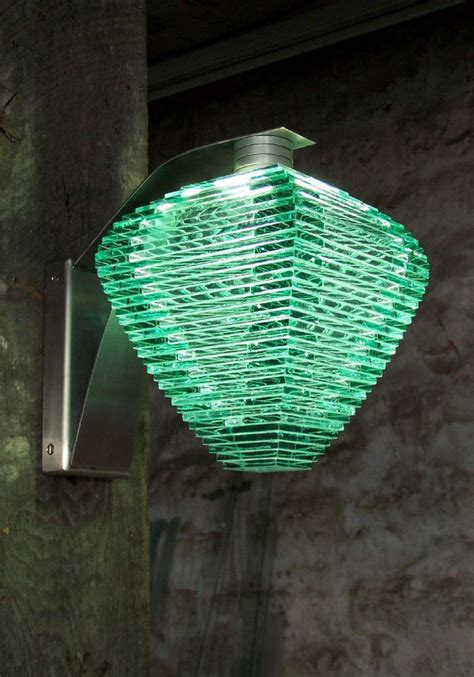 Decorative Outdoor Led Wall Lights - lantern led wall light modern glass wall light