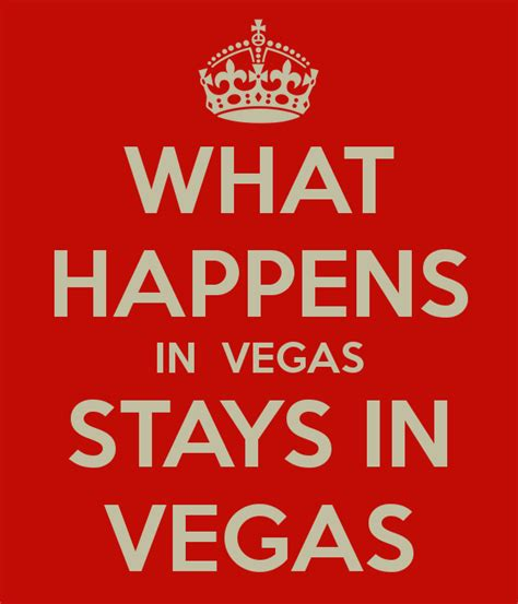 What Happens In Vegas Will Make You Sick by What Happens In Vegas Stays In Vegas Keep Calm And Carry