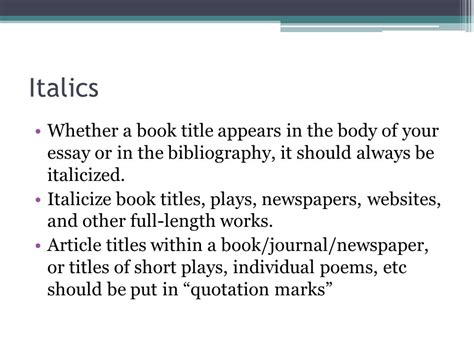Title Of Books In Essay by Journal Article Titles In Essays
