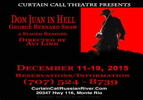 curtain call theatre theater russian river hall