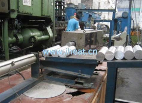 induction heating aluminum induction foring aluminum bar induction heating expert