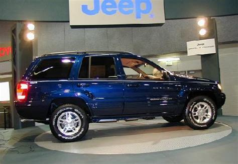 2000 Blue Jeep Grand 2000 Jeep Grand Limited Blue Svr Picture