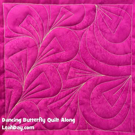 the free motion quilting project april 2015