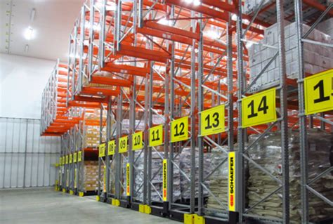 Racks Locations by Mobile Pallet Racking Systems Ssi Schaefer