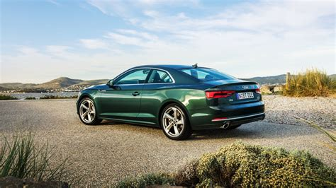 Audi Coupes by 2017 Audi A5 Coupe Review Caradvice