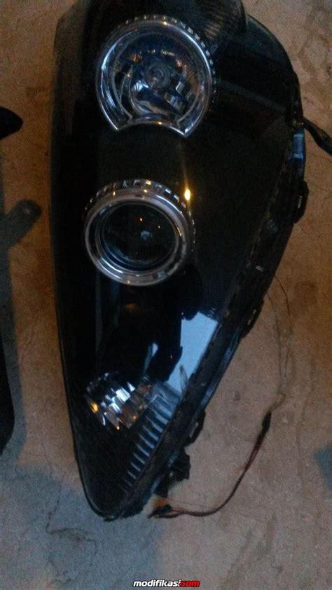 Lu Projector Honda Jazz Gd3 dijual sepasang headl honda jazz gd3 projector dengan