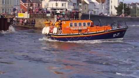 crash rescue boat boat crash rescue exmouth youtube