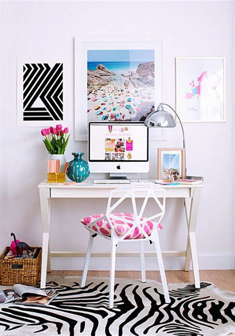 25 Great Home Office Decor Bright And Minimalist Home Office Design
