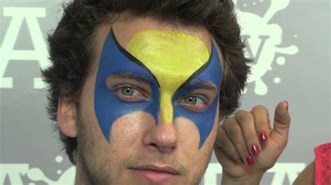 paint man 21 fabulous and fun face paint ideas you can recreate at home
