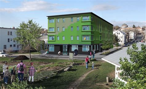 Appartments In Maine by Exploring New Ways To Build Affordable Apartments In Maine
