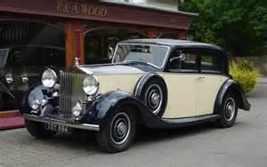 Rolls Royce 1936 Classic Rolls Royce Phantom Iii 1936 Pillarless Saloon