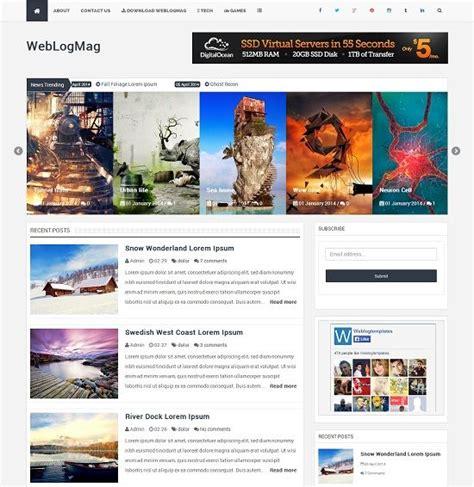 weblogmag blogger template 187 abtemplates com