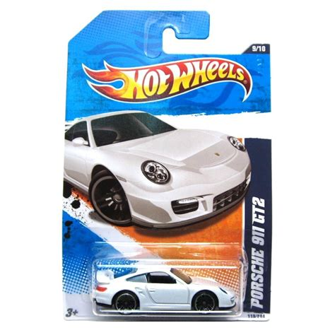 Hotwheels Porsche wheels white porsche 911 wishes gifts