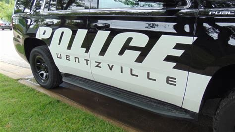 Wentzville Post Office by Wentzville Blotter Credit Fraud Tering With