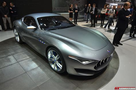 maserati alfieri black maserati alfieri to sit alongside granturismo in range