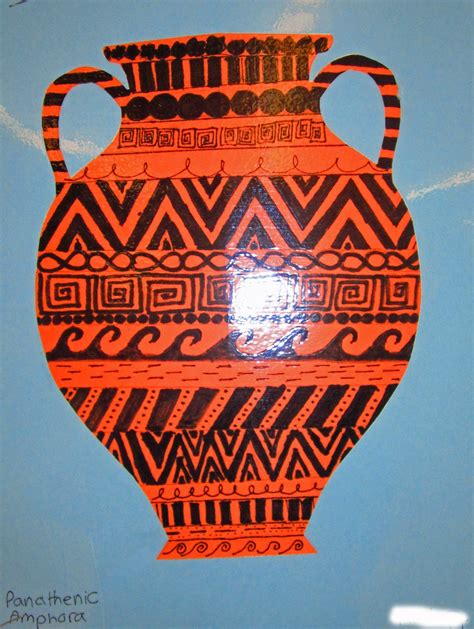 Ancient Greek Vases For Kids Runde S Room Friday Art Feature It S All Greek To Me