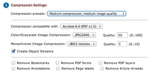 compress pdf low quality how to shrink pdf file size