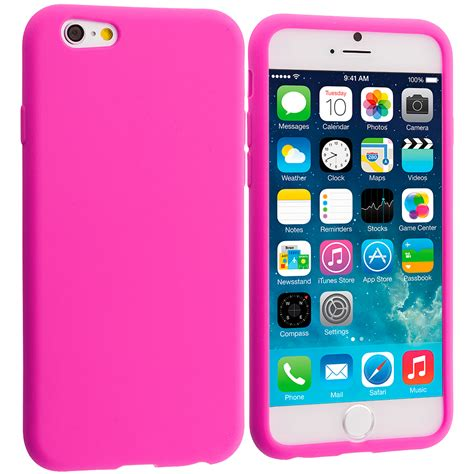 ebay iphone 6 for apple iphone 6 4 7 silicone case rubber soft skin