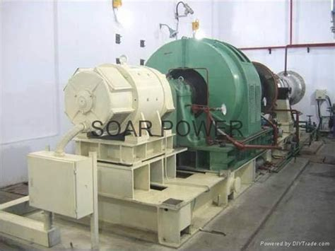 small gas turbine generator sets 1 2mw 6mw qd12 qd30