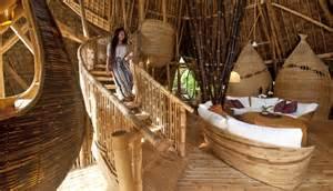 Dane decor a treehouse grows in bali