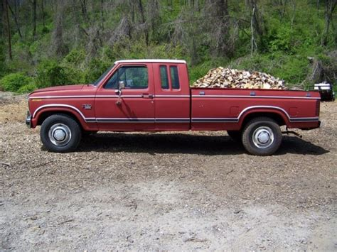 service manual how petrol cars work 1984 ford e250 interior lighting 1984 ford f250 xlt 6 9l