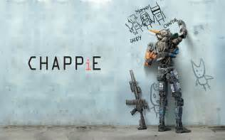 movie review chappie story
