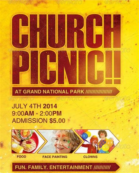 10 Best Images Of Church Flyers Templates Church Picnic Flyer Template Free Church Flyer Free Church Picnic Flyer Templates