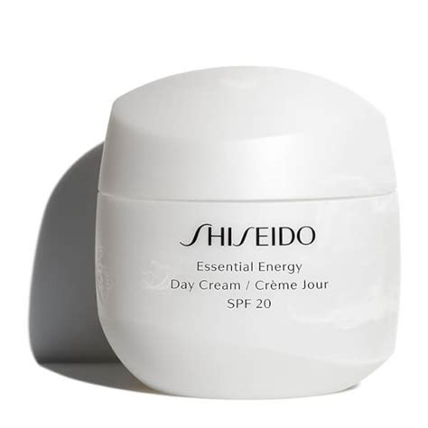 Shiseido Essential Energy shiseido essential energy day 50ml free shipping