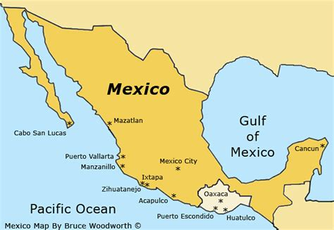mexico in map the icross cultural citizen project our indigenous world