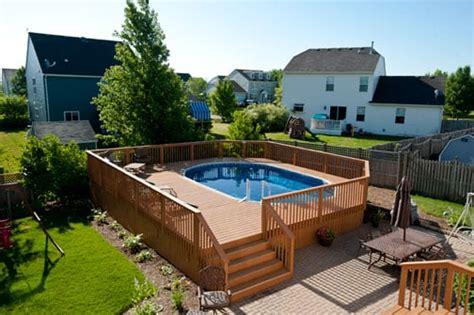 wooden pool decks wood pool deck yelp