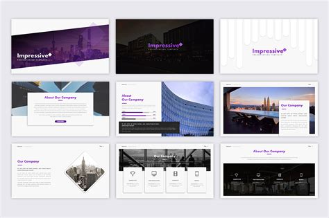 Impressive Powerpoint Template By Rrgra Design Bundles Impressive Powerpoint Templates