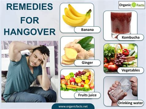 9 effective home remedies for hangovers organic facts