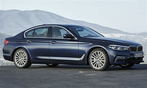 the new faster lighter high tech bmw 5 series is in