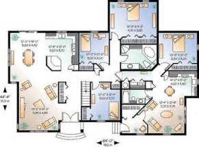 Floor Plans For A House for traditional 4 bedroom house plans and you ll see many plans