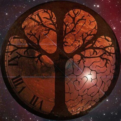 clock tree tattoo ideas pinterest