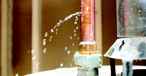 water heater leaking from bottom rust water heater leaking from the top do this
