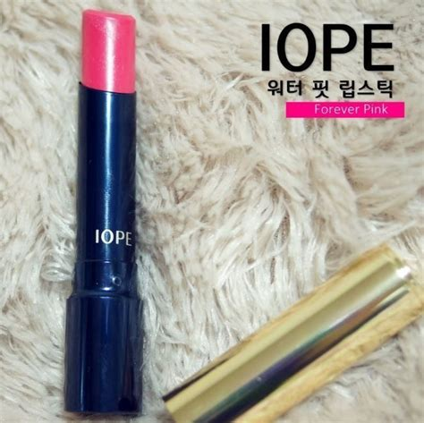 Eyeliner Iope iope water fit lipstick you who came my from the
