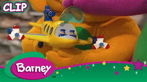 barney boats barney airplanes and boats youtube