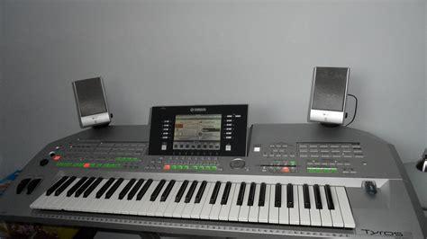 Keyboard Yamaha Tyros 6 yamaha tyros 2 keyboard search images 3 6 audiofanzine