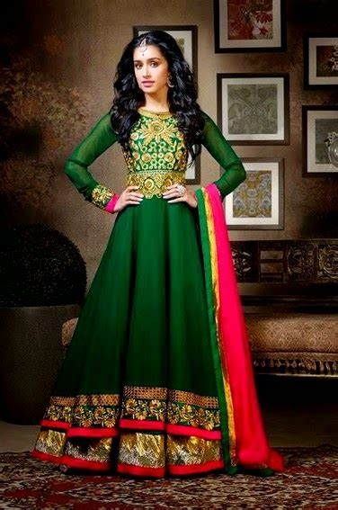 shraddha kapoor anarkali dresses anarkali dress